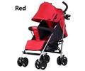 Seebaby S03A Aluminum Frame Lightweight Stroller (Red)