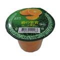 盛香珍霸果實-蜜柑鮮果凍300g【愛買】