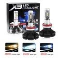 ❣▽➲汽車LED前大燈-X3ZES高亮全系列  X3  H11 (Mis)