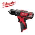 【Milwaukee米沃奇】充電震動電鑽M12BPD-202C