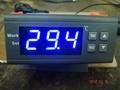 [清倉溫度控制器專區]全新小型數位溫控器 -50度~+110度    220V(保溫箱.孵蛋 魚缸)