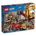 樂高LEGO - 【LEGO樂高】城市系列 60188 採礦專家採集場