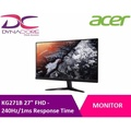 "[Acer] KG271B 27"" FHD TN Monitor - 240Hz/1ms Response Time"