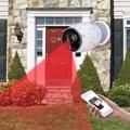 Intelligent Wifi Wireless Video Intercom Doorbell HD 1080P Night Vision Door Bell Waterproof