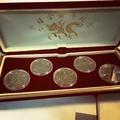 西元2000 千禧年 金龍紀念幣組