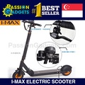 i-Max Electric Scooter imax Lightweight Portable Electric Kick Scooters 24V 36v fiido dyu tempo