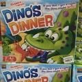 饑餓恐龍遊戲←恐龍晚餐遊戲 貪吃的恐龍 飢餓恐龍 桌遊 益智玩具 桌上遊戲團體桌遊 親子互動 兒童玩具 趣味