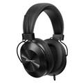 Pioneer SE-MS5T Hi-Res 耳罩式有線耳機 黑色