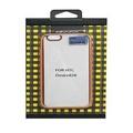 HTC Desire 828電鍍邊框保護套-金