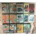 台北修電腦 Sony PS2 遊戲光碟片DVD 對應光線槍系列分售