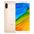 Xiaomi Redmi Note 5, 3GB+32GB, Official Global Version, AI Dual Back Cameras, Fingerprint Identification, 5.99 inch MIUI 9.0 Qualcomm Snapdragon 636 Octa Core up to 1.8GHz, Network: 4G(Black)