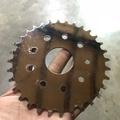 80cc 腳踏車 改裝 引擎 配速 齒輪盤