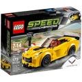 周周GO 樂高LEGO 75870 speed系列 Chevrolet Corvette Z06