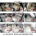 BSM|專用型絨毛腳踏墊|Toyota Altis Camry Rav4 Previa Sienna Alphard Yaris 86 Wish Innova Vios 固定扣_環