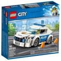 【LEGO 樂高】樂高 CITY 城市警察系列 - 警察巡邏車 60239(60239)