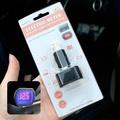 瘋買:【D031F3】外銷美國包裝 LED汽車點煙器電池電壓檢測儀 電壓計 電壓表 12V/24V 電瓶電池發電機檢測