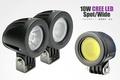 高強度 !緊湊 !迷你 LED 燈 (霧燈和駕駛燈) 工作燈和輔助燈 05P08Feb15 BIGROW
