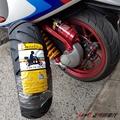 正鴻機車行 半熱熔輪胎 gogoro1 達森輪胎 Dasson GGR1 110/60-12 Sport輪胎 後輪胎