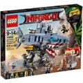 [台中翔智積木]LEGO 樂高 忍者系列 70656 伽瑪當機械鯊魚