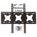 TV Wall Mount Bracket Universal Adjustable Fixed for (42-75 inch)