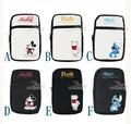 X射線【C534225】迪士尼直式收納筆袋,米奇/史迪奇/小熊維尼/鉛筆盒/面紙包/化妝包/零錢包/收納包/皮夾/手機袋/鑰匙包
