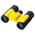 NIKON ACULON W10-8X21防水雙筒望遠鏡-黃(台灣總代理公司貨保固)