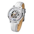 ARBUTUS ANALOG AR908SMW STAINLESS STEEL SILVER WOMENS WATCH