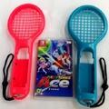 洲-翔天 SWITCH NS 瑪利歐網球 王牌高手 + DOBE 網球拍 套裝組 ***現貨供應***