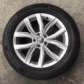 福斯 New Tiguan 18吋原廠輪框+ 馬牌防穿刺輪胎(4個)Volkswagen 適合要換胎舊Tiguan 車主