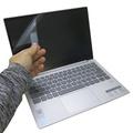 【Ezstick】Lenovo YOGA S730 13 IWL 靜電式筆電LCD液晶螢幕貼(可選鏡面或霧面)