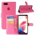 Oppo R11S Plus CASE,Luxury Wallet Flip PU Leather Protective Case Cover for Oppo R11S Plus - intl