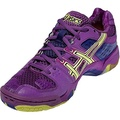 ASICS Women's Gel Blast 5 Indoor Court Shoes for Squash/Badminton/Volleyball Purple