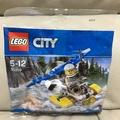 樂高 LEGO 30359 CITY 城市系列 警察水上飛機