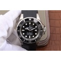 勞力士潛航者系列116660黑鬼王V7終極版膠帶款精仿手表