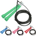 Fitness Steel Wire Skipping Rope Adjustable Speed Jumping String