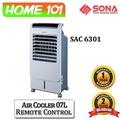 Sona Air Cooler 7L Remote Control SAC6301