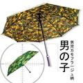 【傘市多】-雨傘-迷彩印象_56吋大型傘-嵌入式開關 /大傘防風傘折傘洋傘晴雨傘