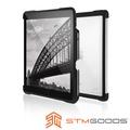 澳洲STM Dux Shell iPad Pro 10.5吋 專用軍規防摔殼 - 黑