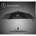 盛德車配 Benz/賓士抗UV大雨傘/自動摺疊傘E200/GLE/GLC/GLA180/CLA200/C200/B180