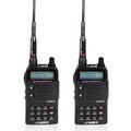 HORA F-30VU VHF UHF 雙頻無線電對講機 (2入組)