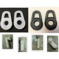 [ 實裝圖 ] 2入)藍芽耳帽 藍牙耳套 藍牙耳機套 藍牙耳帽  可用於 Sony MBH20 mbh22 透明收納盒
