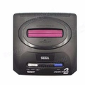 Sega 16 Bit Video Game Console MD2 Supprot NTSC/PAL System MD Sega Megadrive 2 Family TV Game High Quality Best Price Black