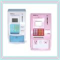 提款機 存款機 ATM 計算機功能 自動存錢筒 提款機 迷你存錢筒 兒童存錢筒 智慧存錢筒【塔克】