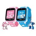 韓國正版授權 IS愛思 波力4G防水視訊兒童智慧手錶 LINE視訊通話 多國語音翻譯 波力版