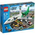 高雄好時光 Lego 樂高 CITY 城市系列 60022 Cargo Terminal 貨運飛機 全新未拆