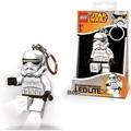 【 樂高積木 LEGO 】LED 鑰匙圈 - 星際大戰 - 白兵