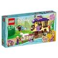 樂高 LEGO - 【LEGO樂高】迪士尼公主系列 41157 長髮公主 樂佩的旅行大篷車