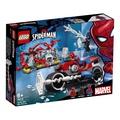 [一天一樂高]76113 LEGO Spider-Man Bike and Rescue!