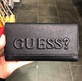Guess 防刮長夾 guess 長夾 皮夾 guess