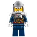LEGO 樂高  幻影忍者 人偶 njo381 鯊魚將軍1號 70631
